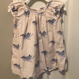 Baby gap cotton dress